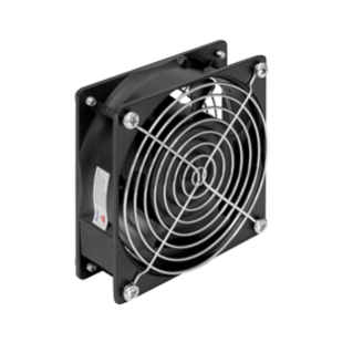 SINGLE FAN - 19'' WALL MOUNT CABINETS