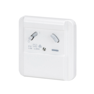 WALL MOUNTING RCD SAFETY UNIT - 16A 0,01mA - IP41
