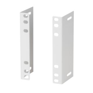 "PAIR OF BRACKETS FOR 19"" RACK MOUNTING FOR OPTICAL CABINETS - GREY (RAL 7035)"